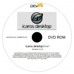 Icaros DeskTop Live DVD Version 2.2.8