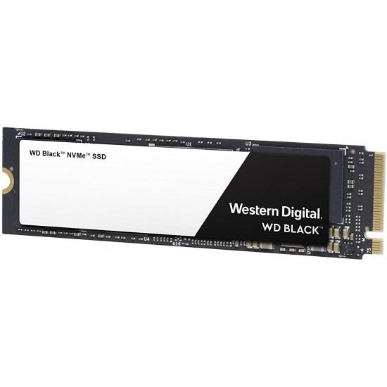 Hard Disk interno SSD M.2 PCIe 3 da 500GB WD Black WDS500G3XOC