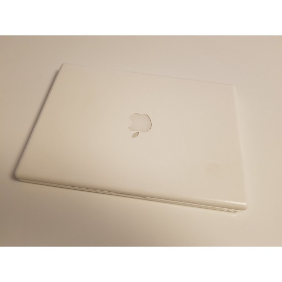 Notebook Apple MACBOOK A1181 bianco da 13,3 Pollici HD da 120GB e 2 GB RAM
