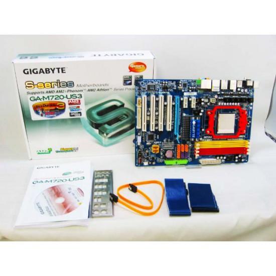 MainBoard Gigabyte GA-M720-US3 Nuova