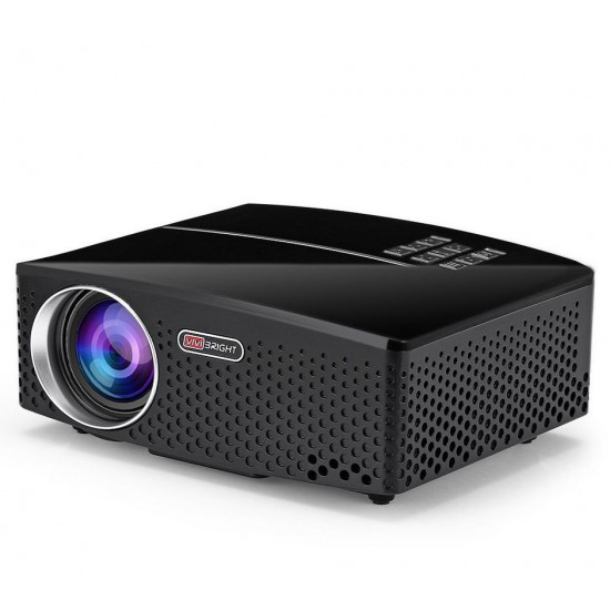 Mini video proiettore portatile multimediale per Home Theater
