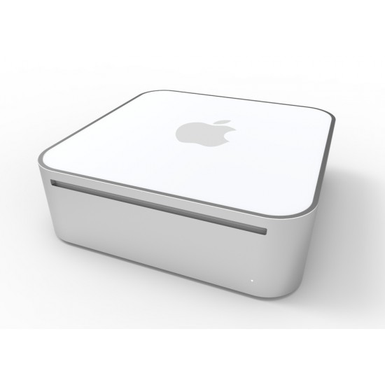 Personal Computer Apple Mac Mini A1103 2026 with PowerPC G4 CPU and Morphos 3.15 operating system preinstalled