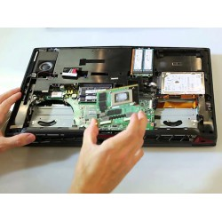 Notebook Upgrade ! We analyze and enhance your portable laptop notebook