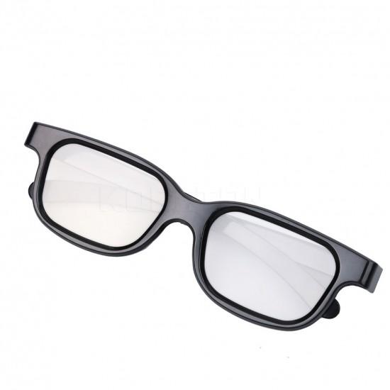 Occhiali passivi per visione TV 3D