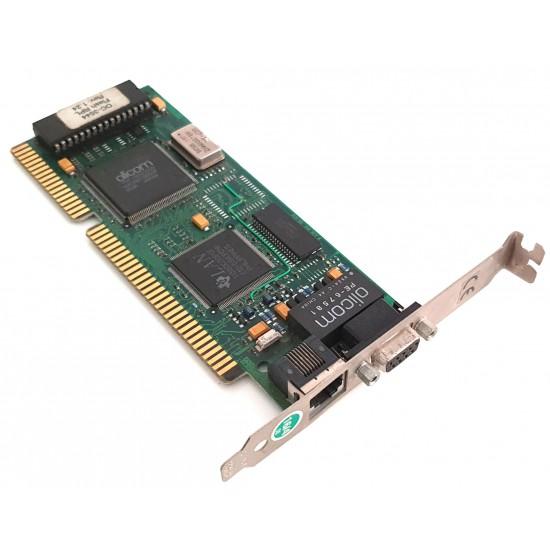 Network card for 16-bit ISA slot OLICOM 770000811 200092400