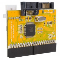 IDE to SATA Controller Adapter internal Converter also compatible with Commodore Amiga Classic