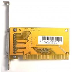 Scheda controller Parallela ISA 8 bit vintage PIO-910