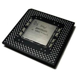 CPU Intel Pentium MMX 2.8v 200Mhz SL27J FV80503200