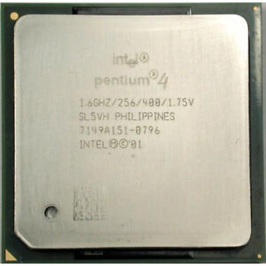CPU Intel Pentium 4 a 2,40 Ghz / 1M / 533 Socket 478
