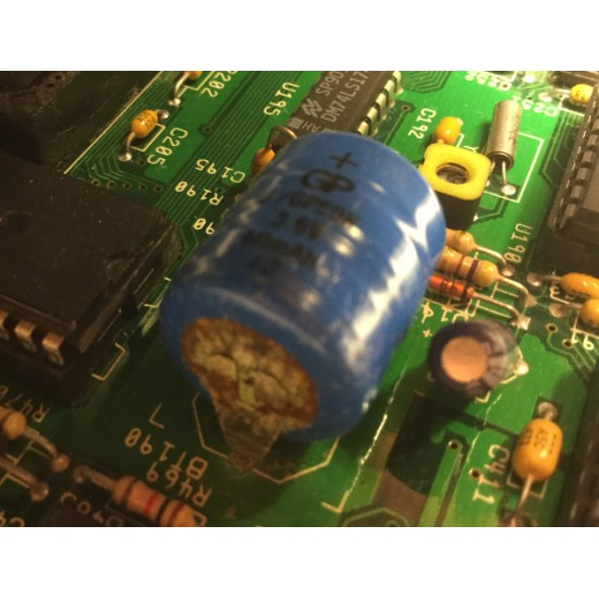 Restauro Retro Computer