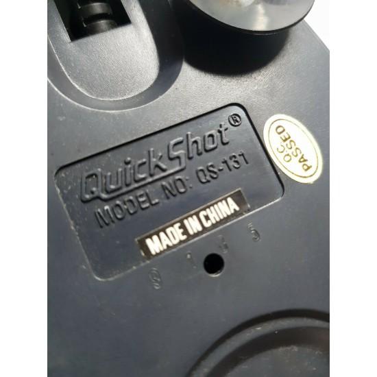 Joystick QS-131 APACHE 1 per Commodore 64 Amiga Atari e Spectrum