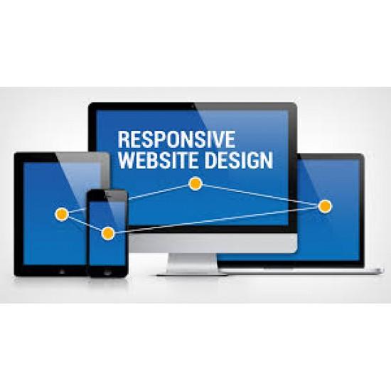 Realizzazione Sito Web responsivo professionale