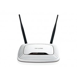 Router Broadband TP-Link TL-WR841 with firmware DD-WRT v3 r30949
