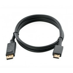 Cable for PC monitor connection from Display Port to HDMI