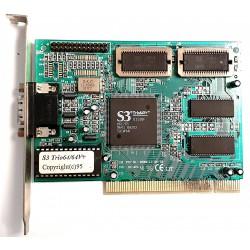 Scheda Grafica PCI S3 Trio 64 V Plus
