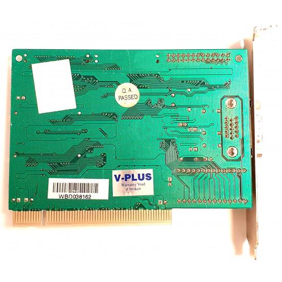 PCI S3 Trio 64 V Plus Graphics Card