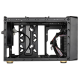 Case PC desktop Kolink Satellite per mainboard formato Mini-ITX o Micro-ATX colore Nero