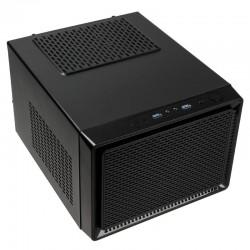 Case PC desktop Kolink Satellite per mainboard formato Mini-ITX o Micro-ATX colore Nero