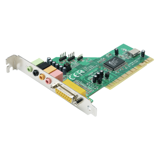 Scheda Audio PCI Trust SC-5100 5.1 Surround