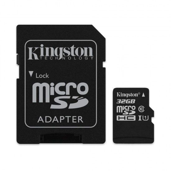 Scheda di Memoria Micro SDHC Classe 10