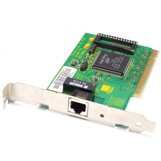 Scheda di rete Ethernet 3Com 3C900-TPO Fast EtherLink XL 10/100 PCI
