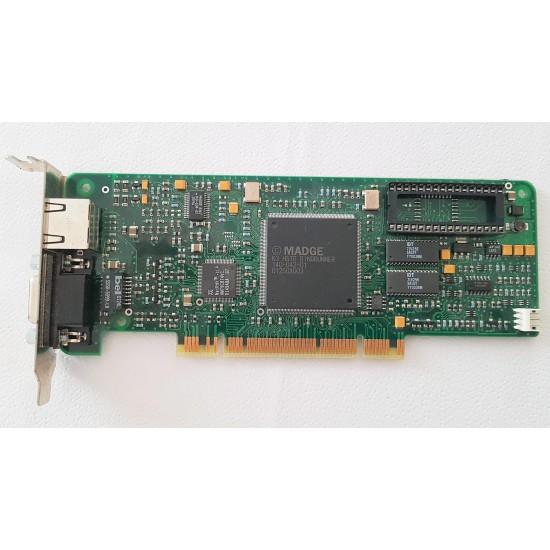 Scheda MADGE K3 HSTR ringrunner Token Ring MK4 PCI CARD 140-042-01