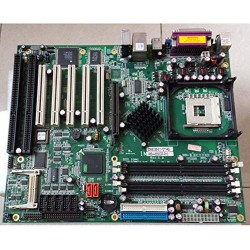Main Board IMBA-8650GR-R10 with CPU and RAM