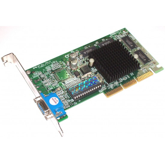 Scheda Video GeForce2 MX-200 Sparkle SP6800M2/32 AGP 32MegaByte