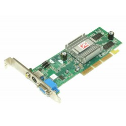 Scheda Video SVGA ATI Sapphire Radeon 9200SE 128MB DDR