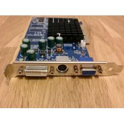 Scheda Video SVGA Club 3D FX5200 con 128 MB CGN348TVD1