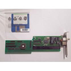 Scheda X-Surf Ethernet 10mb/s Zorro II per Amiga 2000 / 3000 / 4000