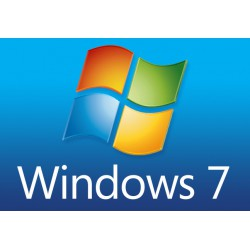 Windows 7 Professional Operating System 64bit- Lecence with original Sicker