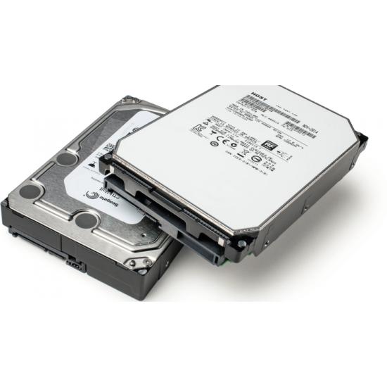 Storage per Server NAS 2 x 2TeraByte HardDisk SATA3