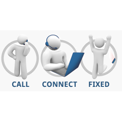 One-time remote support service