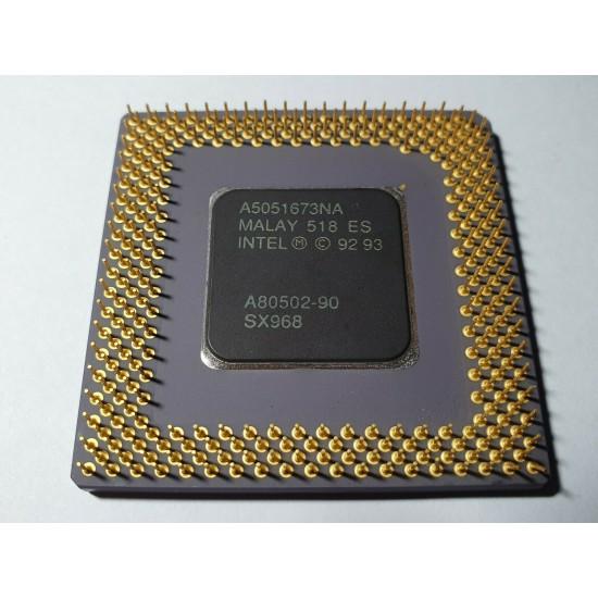 CPU Intel Pentium 75 Mhz Socket 7 SX969/SSS