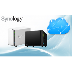Synology SetUp Service from remote control One Time