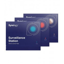 Synology Surveillance Device License Pack for 4 Device