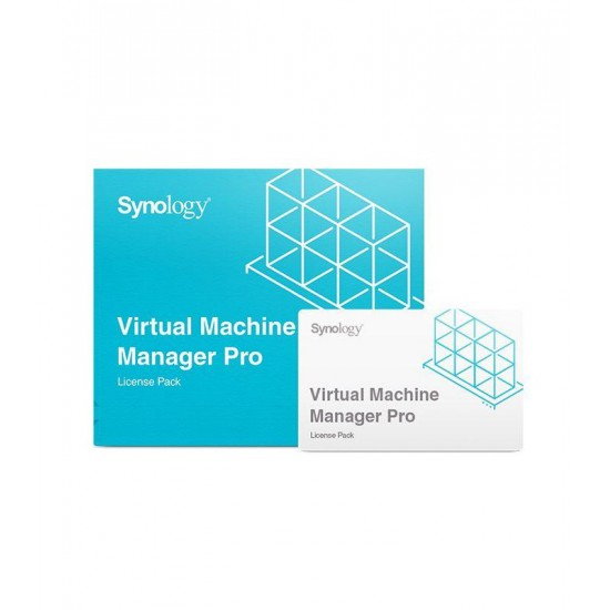 Licenza Synology Virtual Machine Manager Pro