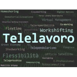Teleworking & Smart Working Remote Enabling