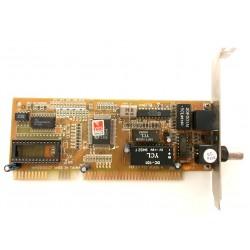 Scheda Ethrnet per slot ISA 16 bit con attacco BNC WH2000CF