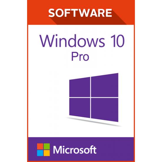Sistema Operativo Microsoft Windows 10 Professional 32/64 bit