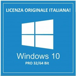 Microsoft Windows 10 Professional Operating System 32/64 bit Original OEM