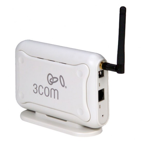 Access Point 3Com OfficeConnect Wireless 54Mbps 11g WL-524