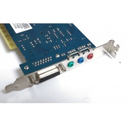 Scheda audio interna PCI SV550 YAMAHA 724